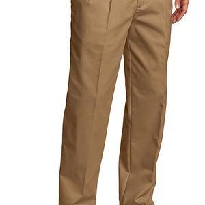 NWT IZOD chino🍺pleated classic fit man kaki pants